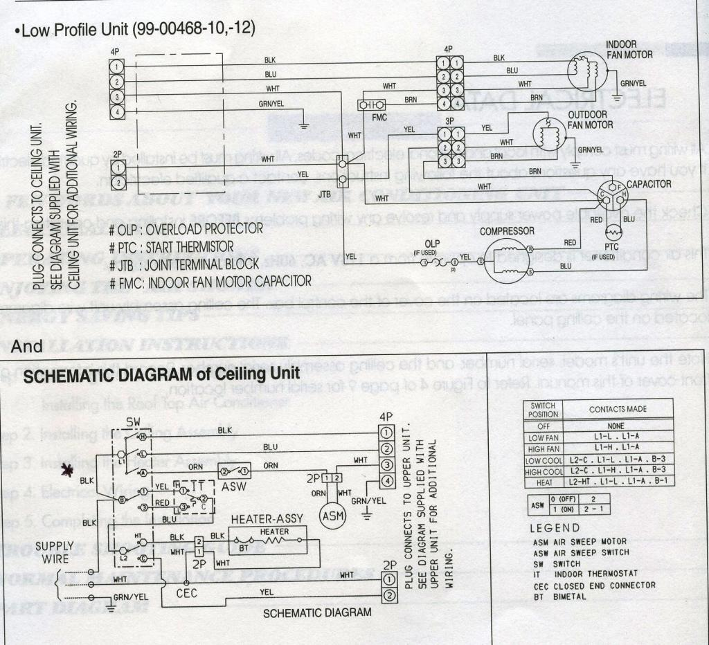 carrier a c wiring diagram