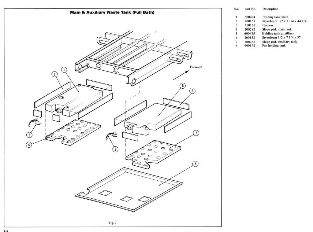 wiring diagram for trailer holding tanks