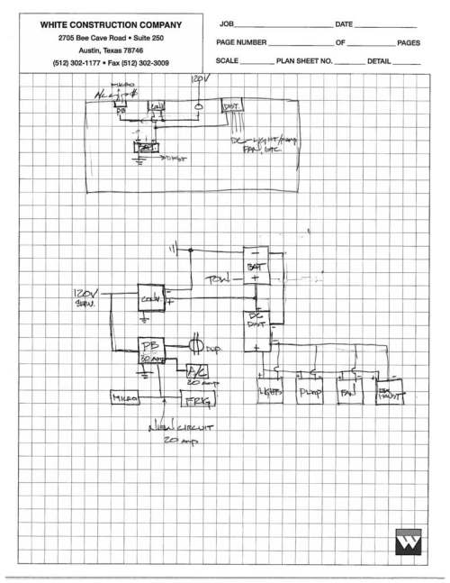 small resolution of electrical system upgrade diagram airstream forums caravel schematics for ac dc electrical plumbing and gas lines