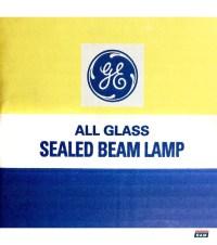 GE Sealed Beam Lamps | Reeve Air Motive