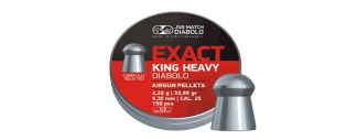JSB Exact King Heavy Pellets