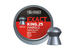 JSB Exact King Pellets
