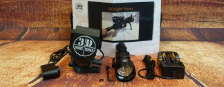 3D Night Vision Gear