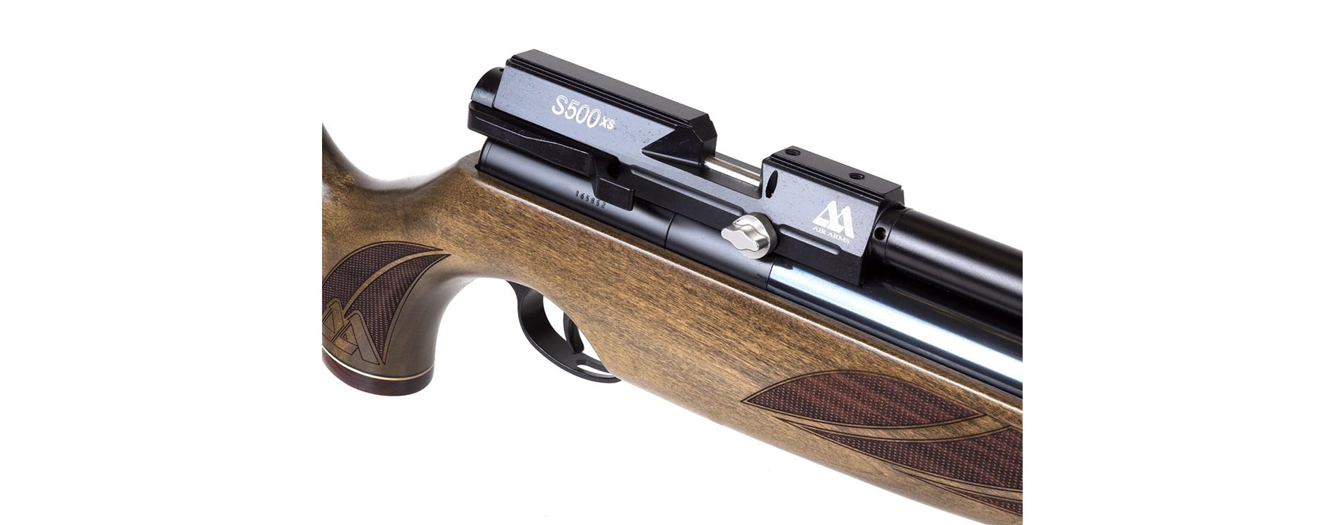 S500XS Xtra FAC Regulated PCP Air Rifle