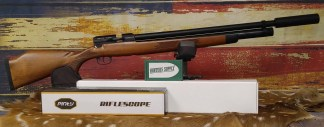 "Winchester Model 70-45 .45 ""RTG"" Ready to go Airgun Bundle"