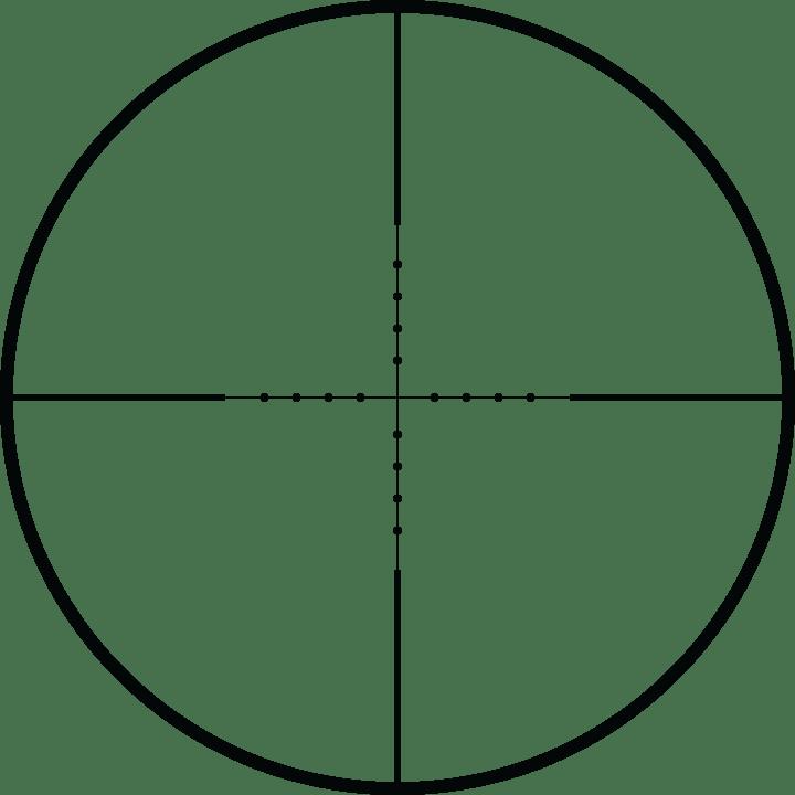 Hawke Vantage 3-9x40 AO Mil-Dot Scope: Airguns of Arizona