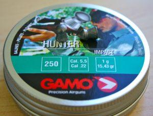"""Fixed"" New Gamo Hunter pellet"