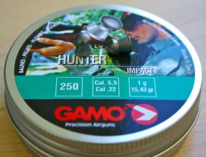 """Fixed"" New Gamo Hunter pellet"