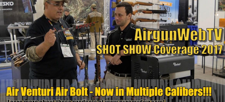 Air Venturi Shot Show