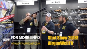 Air Venturi at Shot Show 2018