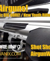 Evanix Airguns at Shot Show 2018