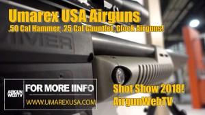 Umarex USA at Shot Show 2018