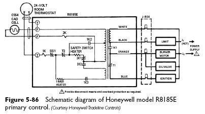 Honeywell R8184m1051 Wiring Diagram : 35 Wiring Diagram