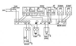 Honeywell Pro 5000 Heat Pump Thermostat Wiring Diagrams