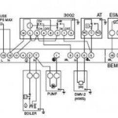 Honeywell Motorized Valve Wiring Diagram How To Read Electrical Diagrams Danfoss Bem 4000 Boiler Energy Manager | Heater Service & Troubleshooting
