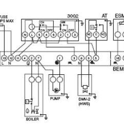 Danfoss Mid Position Valve Wiring Diagram Chin Muscles Bem 4000 Boiler Energy Manager | Heater Service & Troubleshooting