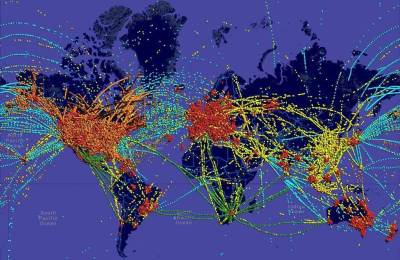 Flight_Tracking_Solution_Map