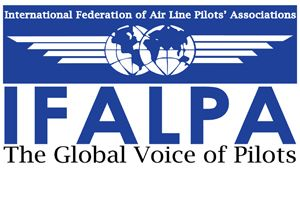 IFALPA Uluslararası Havayolu Pilot Federasyonu. ile ilgili görsel sonucu