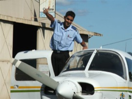 AAL Student Pilot