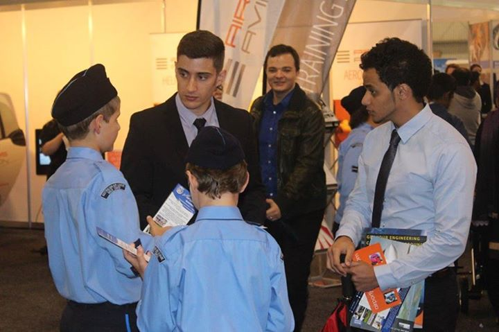 aviation careers expo 2014 3