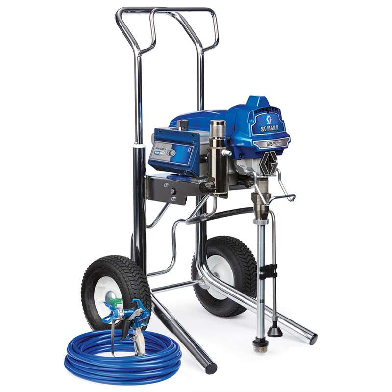 GRACO ST MAX II 595 PC Pro Hi Boy Airless | Airless Discounter