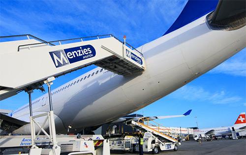 Ground Handling Cargo Handling and Cargo Forwarding  Menzies