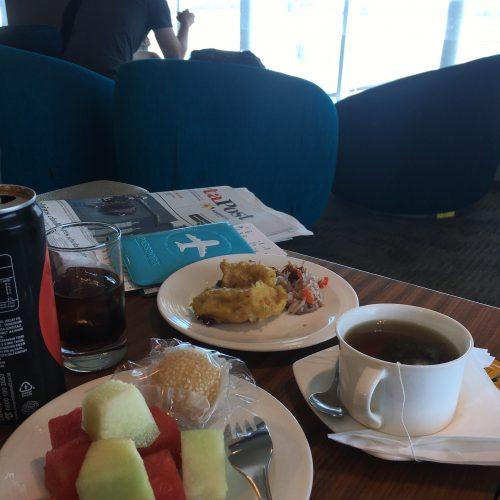 Garuda Indonesia Lounge Reviews   SKYTRAX