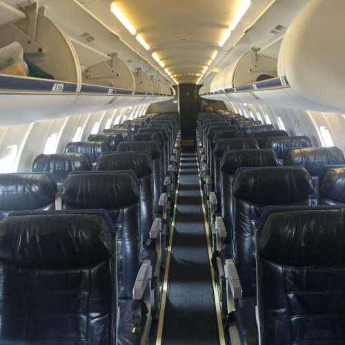 American Eagle Seat Reviews  SKYTRAX
