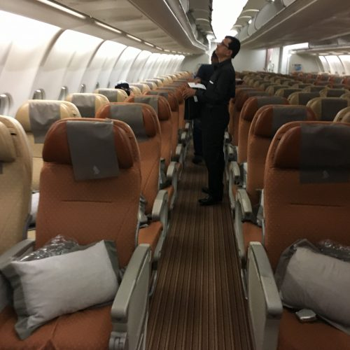 Singapore Airlines Seat Reviews   SKYTRAX