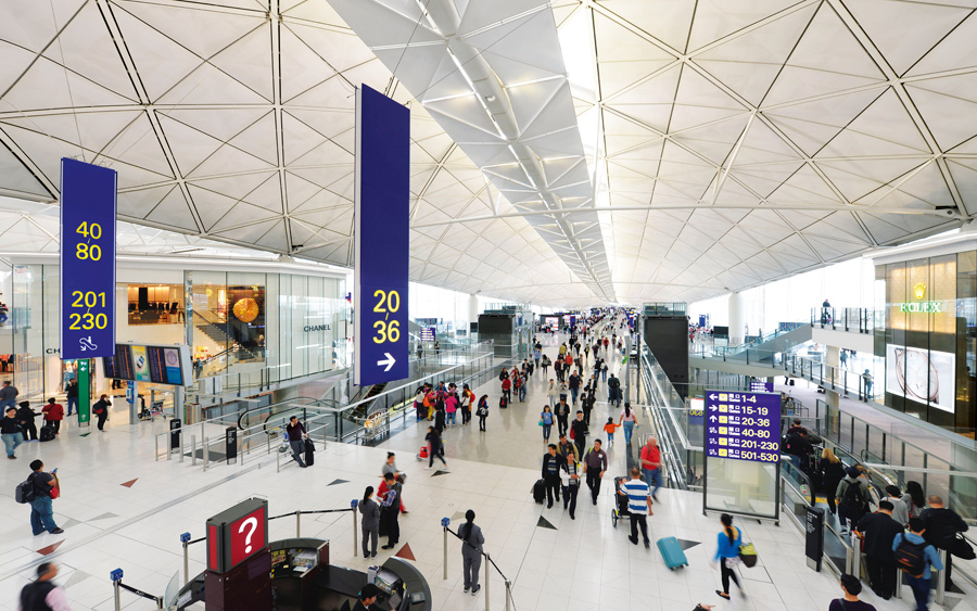 Hong Kong International Airport 5-Star rating for 2017 | SKYTRAX