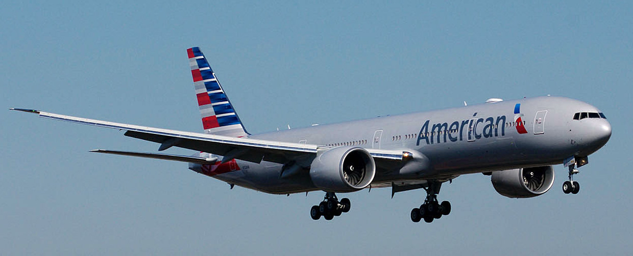 AMERICAN AIRLINES BEGINS BOEING 777-300ER SERVICE FROM NEW YORK JFK TO LONDON HEATHROW - AirlineReporter : AirlineReporter