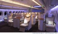 Photos: Interior Tour of the Airbus A350 XWB ...