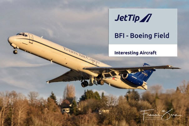 JetTip makes it easy to get notified when unusual aircraft are scheduled to visit your local airport. Sure, my avgeek friends *might* have told me about this MD-80F that visited KBFI last month, but it's also nice to be self-sufficient.