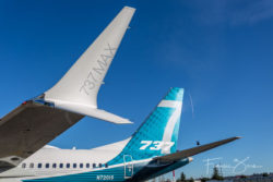 The MAX 7 shares the signature advanced winglets.