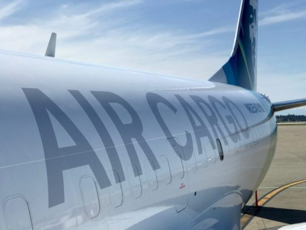 Alaska Airlines flies their cargo jets nearly as much as their passenger aircraft, which is unusual in the industry.