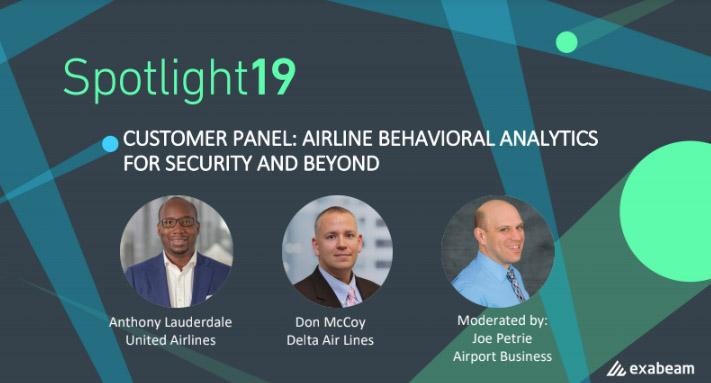 Spotlight19 Airline Panel