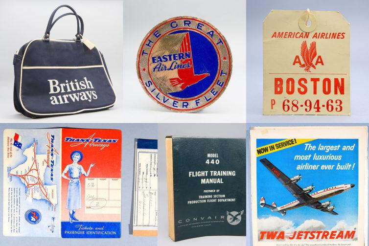 A little bit of airline memorabilia for everyone!