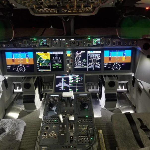 Overview of the A220 Cockpit