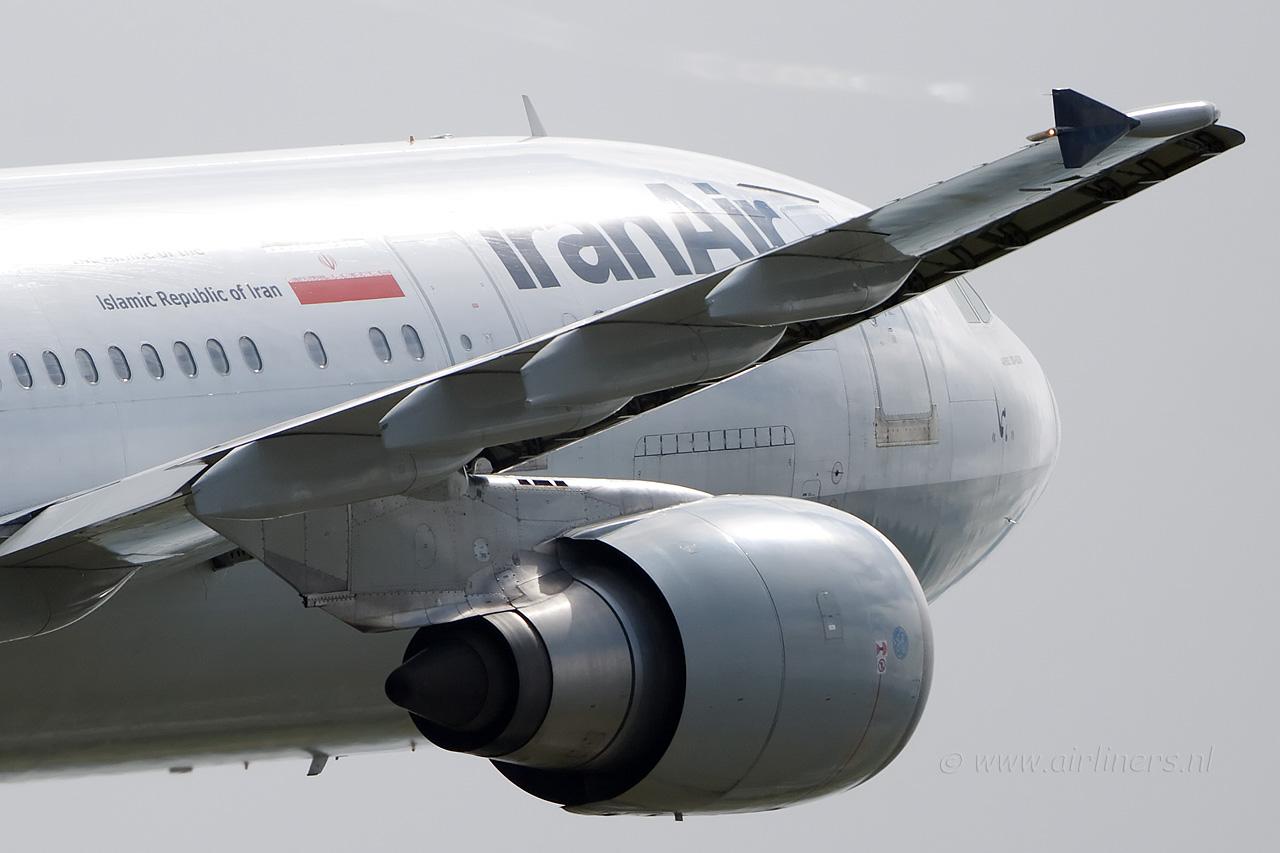 Resultado de imagen para Iran Air