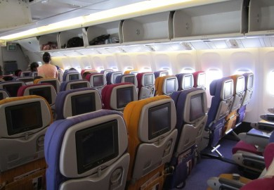 Bangkok Airways Reviews