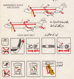 array safety cards rh airlinesafetycards be [ 683 x 1200 Pixel ]