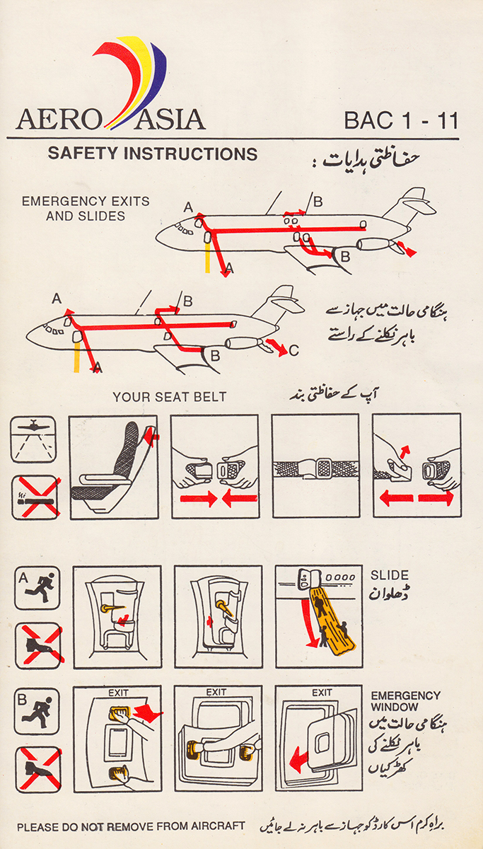 medium resolution of  array safety cards rh airlinesafetycards be