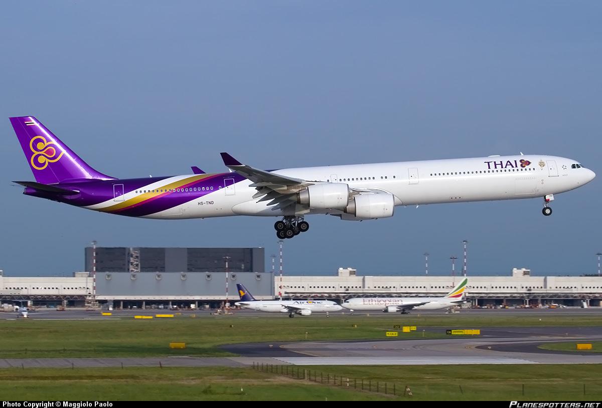 News Thai Airways International Announces Its Final Plans