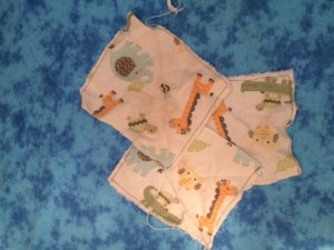 Day 3: How to make and use Cloth Wipes