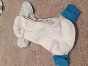 Cloth Diaper Week:  Upgrading to AIO cloth diapers.