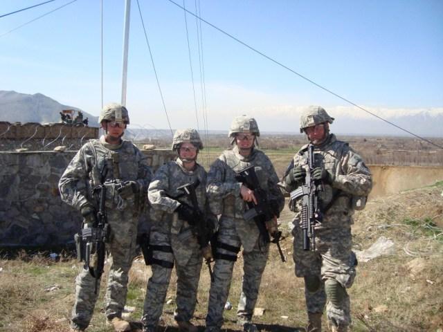 Day 7 - Go: Go where sent #write31days #afghanistan #militarylife