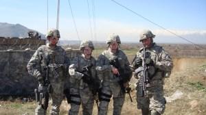 Go Where the Military Sends You