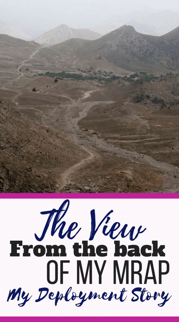 My deployment experience to Afghanistan told through the eyes of me looking out that small little window in the back of my MRAP. My deployment story as part of the Kapisa PRT. #deployment #afghanistan #femaleveteran