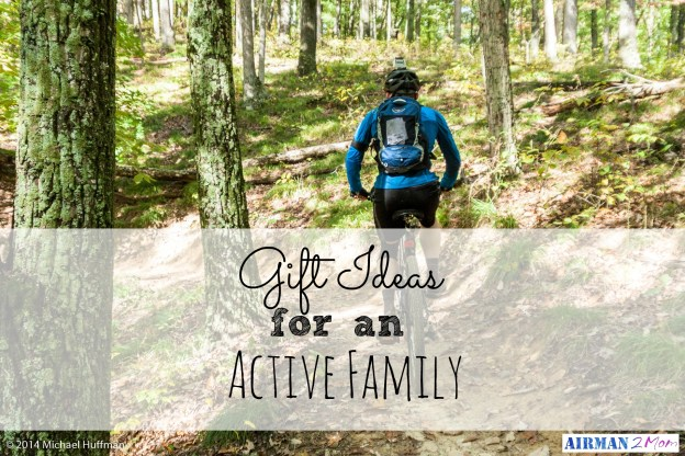 Gifts for an Active Family: Christmas Blessings Giveaway