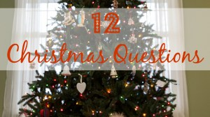 12 Christmas Questions